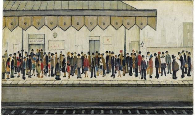 Lot_19___Lowry_The_Railway_Platform_Full