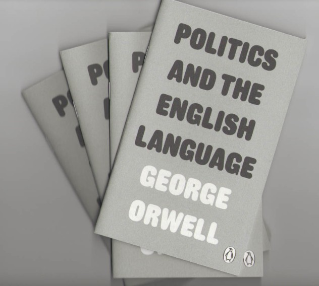 orwell s sec politics and the viewers what